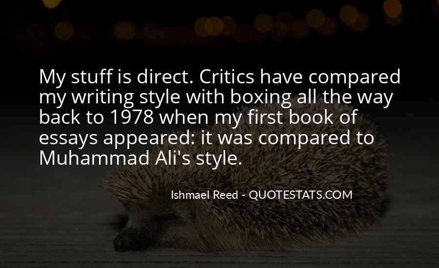 Ali Muhammad Quotes #247793
