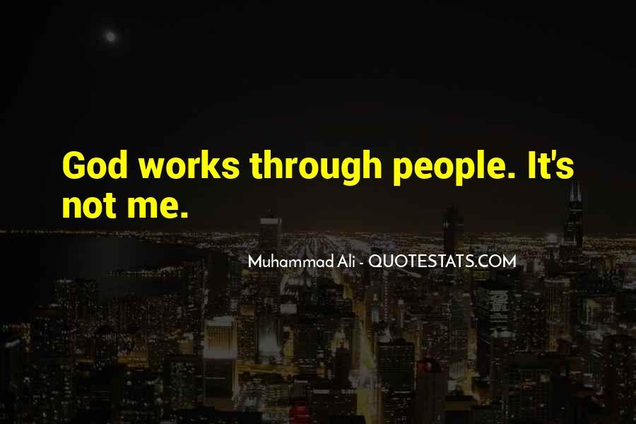 Ali Muhammad Quotes #266218