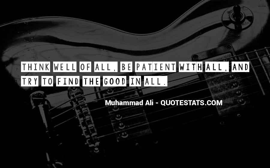 Ali Muhammad Quotes #289295