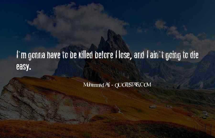 Ali Muhammad Quotes #29459