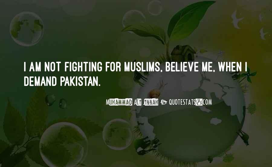Ali Muhammad Quotes #315327