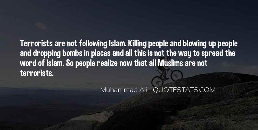 Ali Muhammad Quotes #317199