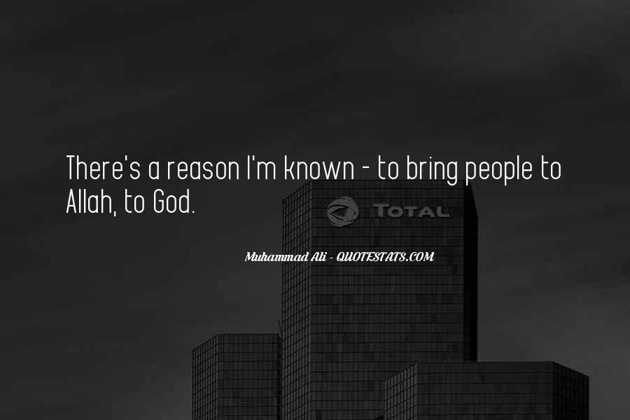 Ali Muhammad Quotes #318915