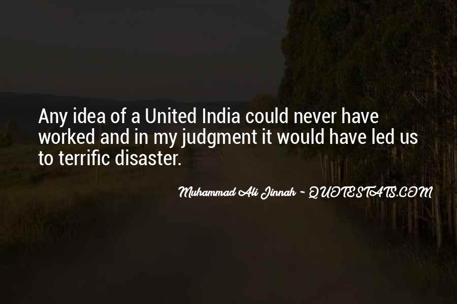 Ali Muhammad Quotes #323497