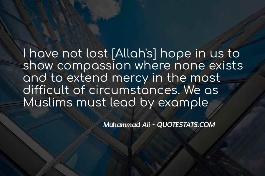 Ali Muhammad Quotes #330495