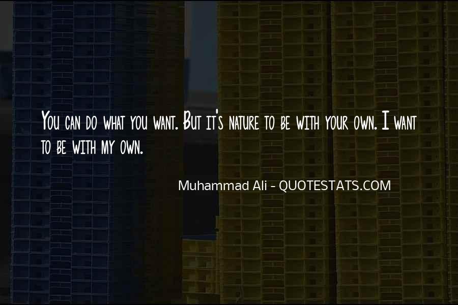 Ali Muhammad Quotes #35149