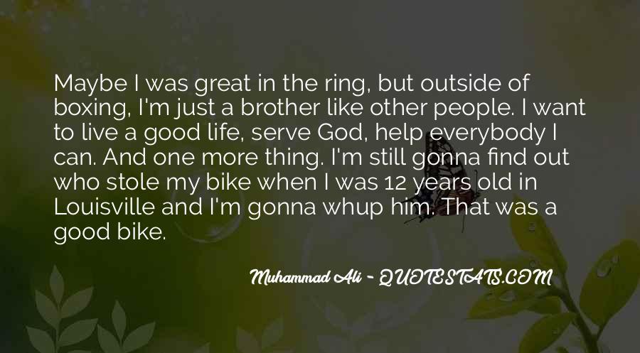 Ali Muhammad Quotes #58525