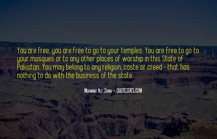 Ali Muhammad Quotes #61462
