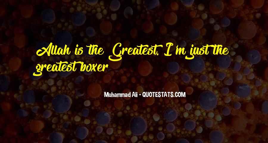 Ali Muhammad Quotes #76780