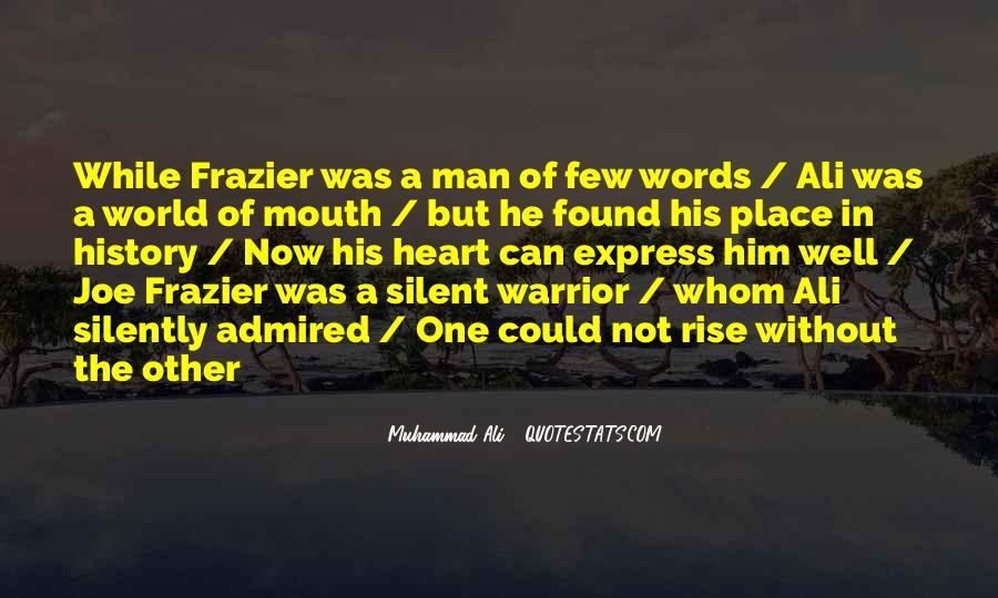 Ali Muhammad Quotes #79200