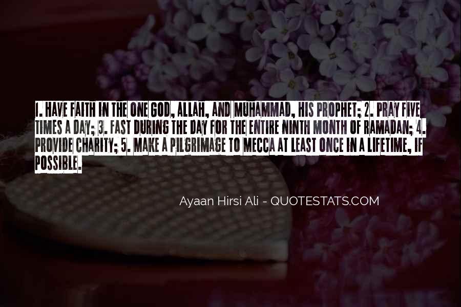 Ali Muhammad Quotes #95571