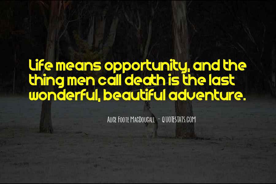 Alice Macdougall Quotes #1070827