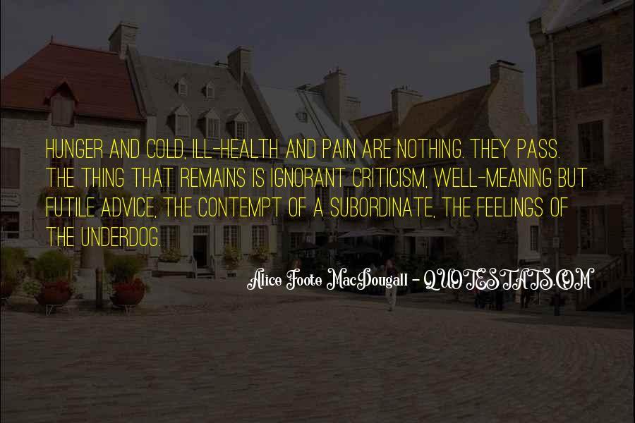 Alice Macdougall Quotes #1264095
