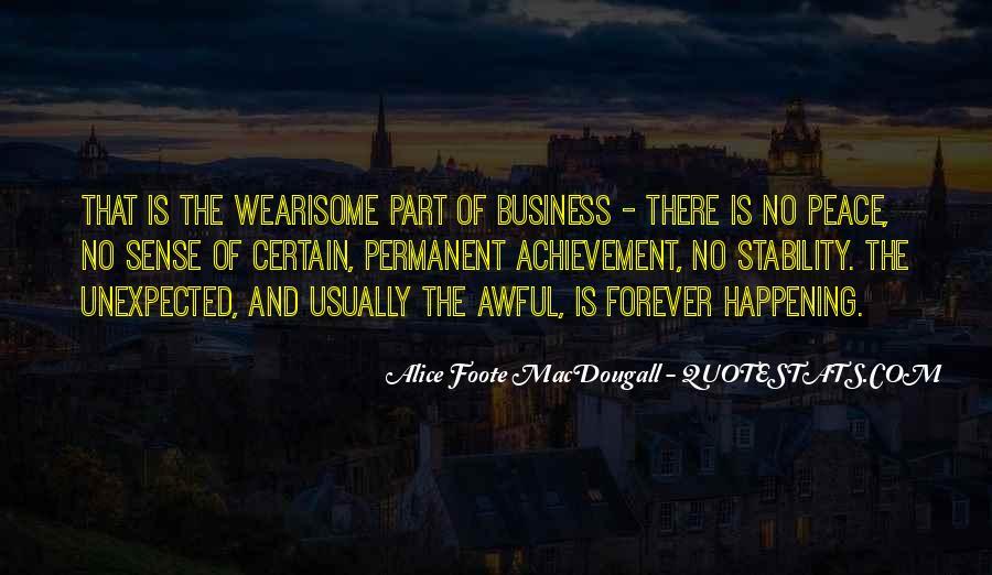 Alice Macdougall Quotes #1365069