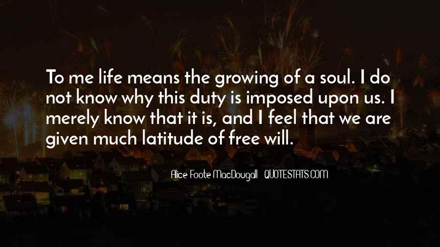 Alice Macdougall Quotes #1582516