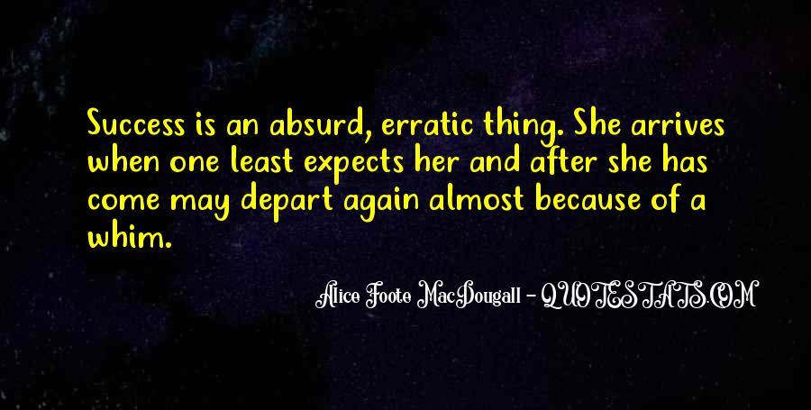Alice Macdougall Quotes #1828573