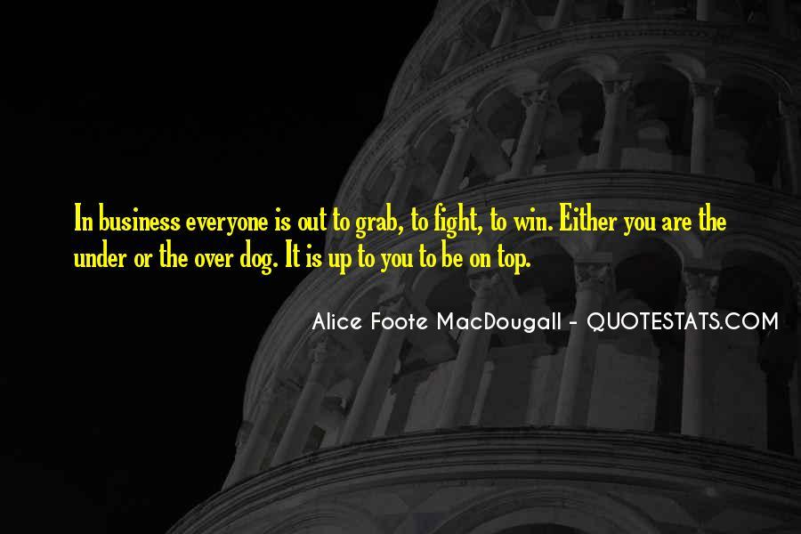 Alice Macdougall Quotes #1873797