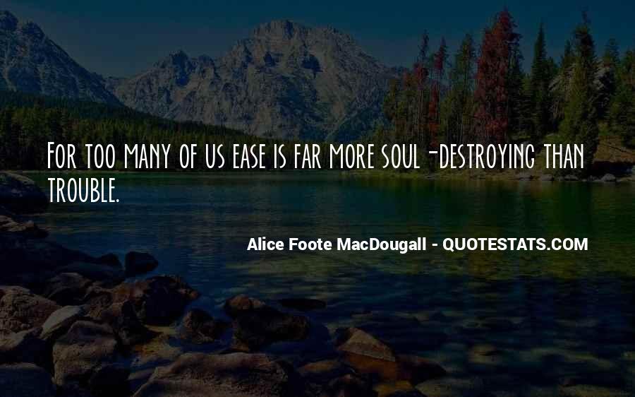 Alice Macdougall Quotes #337308