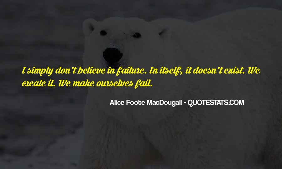 Alice Macdougall Quotes #57795