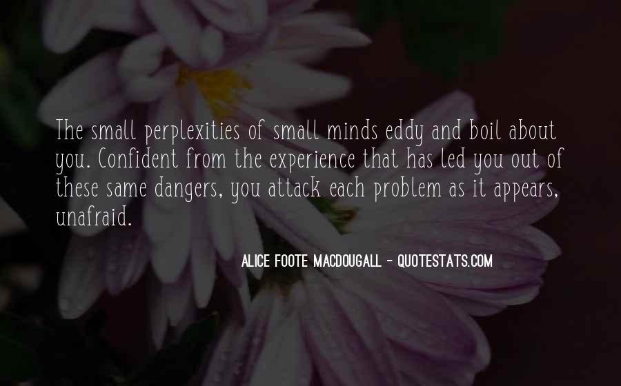 Alice Macdougall Quotes #593126