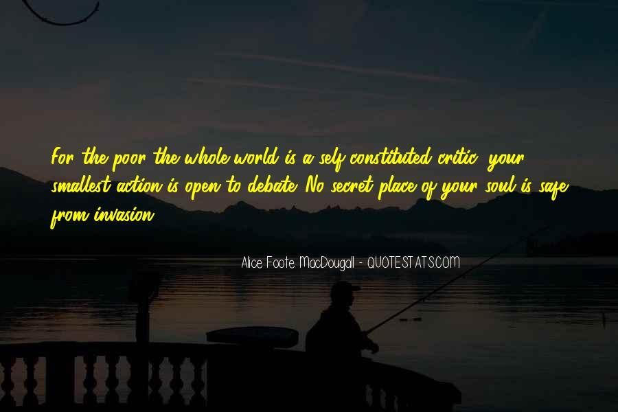 Alice Macdougall Quotes #6889