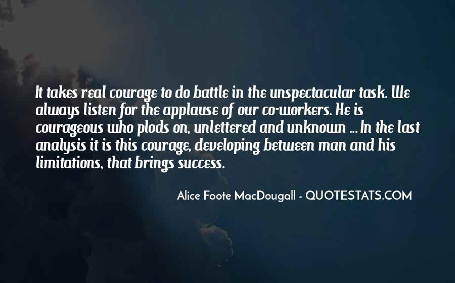 Alice Macdougall Quotes #785672