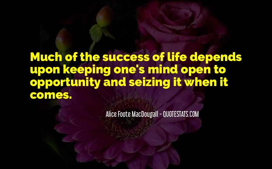Alice Macdougall Quotes #925925