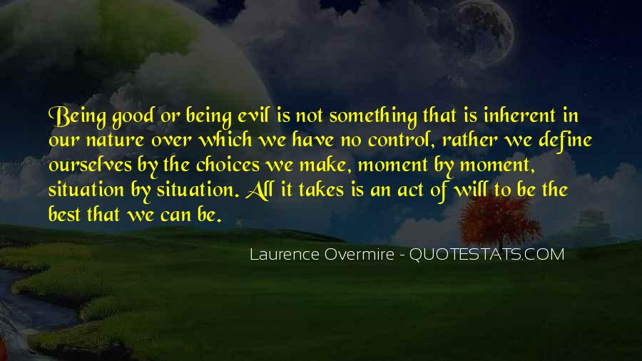 Quotes About Things Being Out Of Your Control #109435