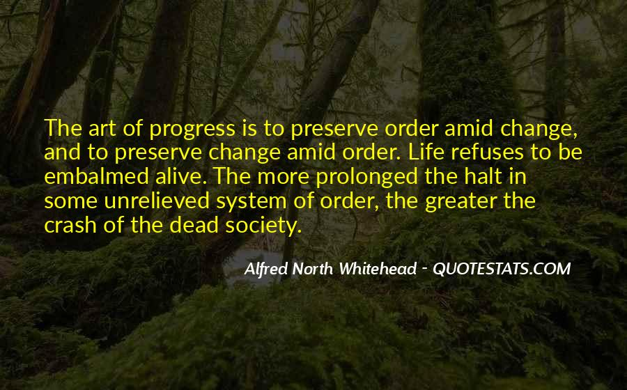 Alive And Dead Quotes #44179