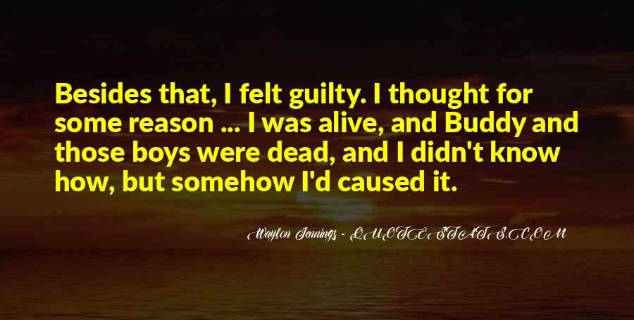 Alive And Dead Quotes #488365