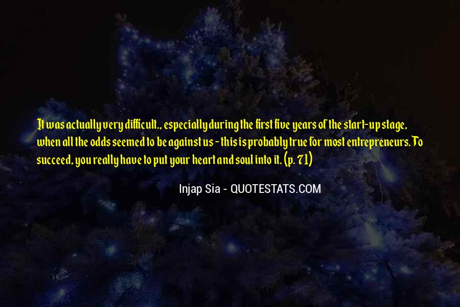 All Against Odds Quotes #1168312