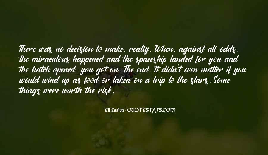 All Against Odds Quotes #392863
