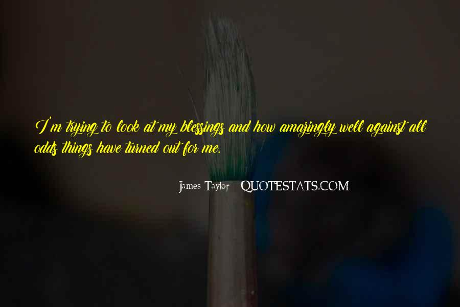 All Against Odds Quotes #398630