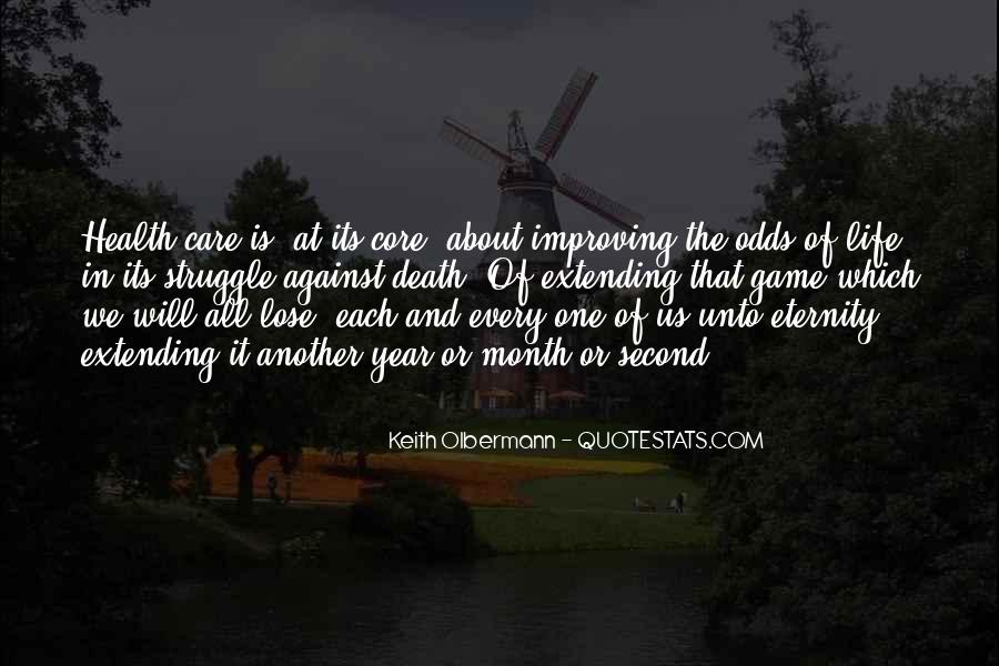 All Against Odds Quotes #421053