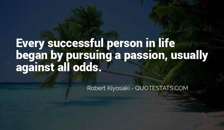 All Against Odds Quotes #434927