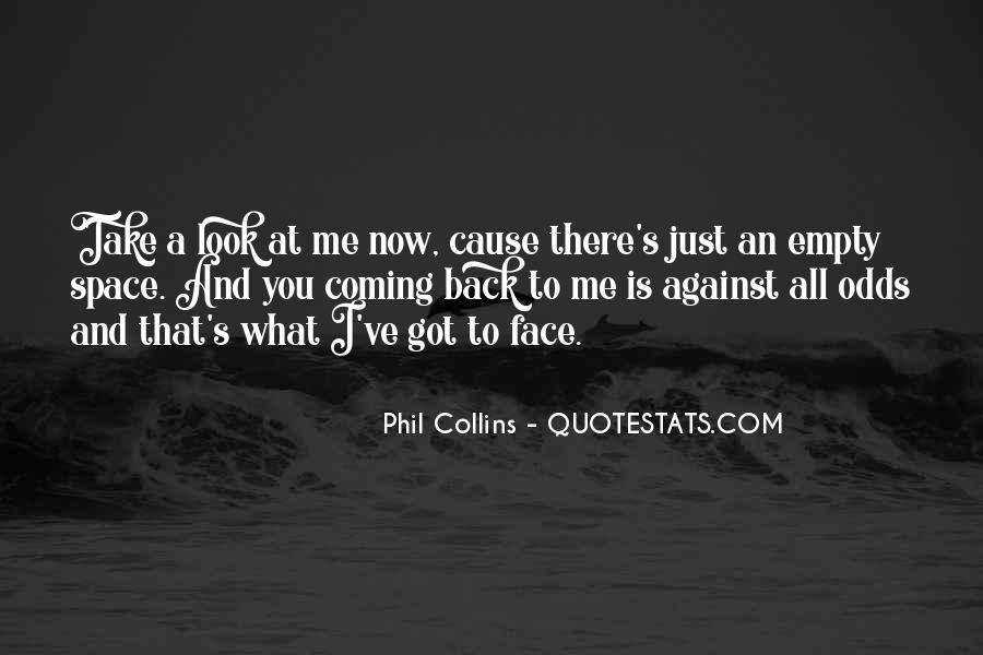 All Against Odds Quotes #482093