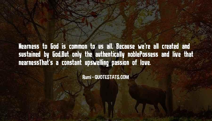 All Because Of Love Quotes #149134