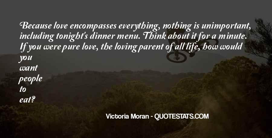 All Because Of Love Quotes #157624