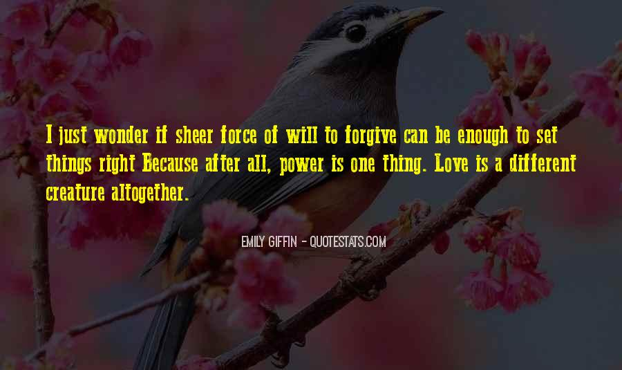 All Because Of Love Quotes #173481