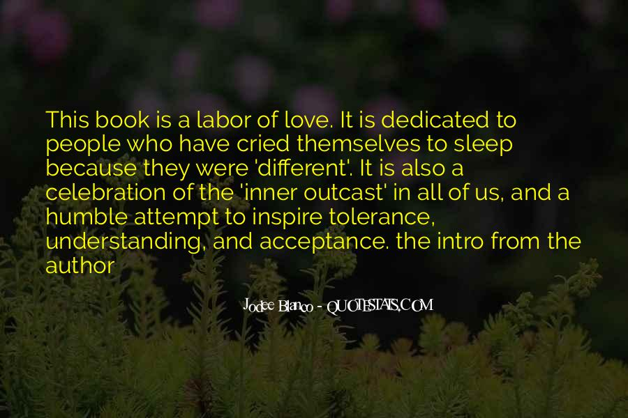 All Because Of Love Quotes #22519