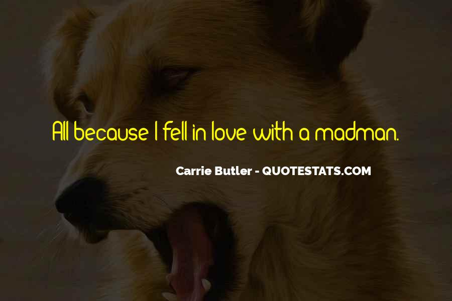 All Because Of Love Quotes #291813
