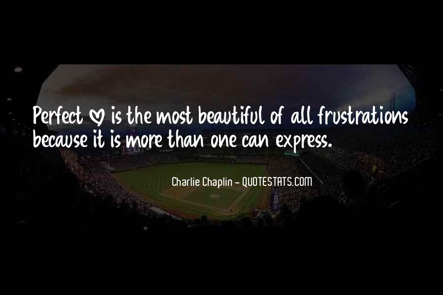 All Because Of Love Quotes #293850