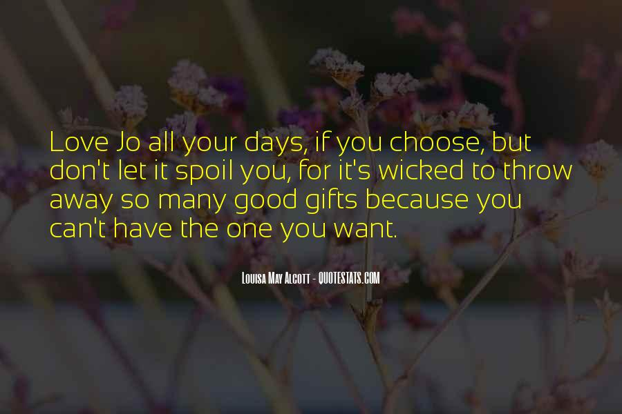 All Because Of Love Quotes #59359