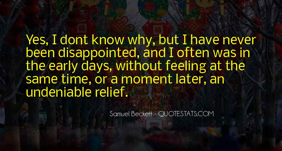 All Days Are Same Quotes #105353