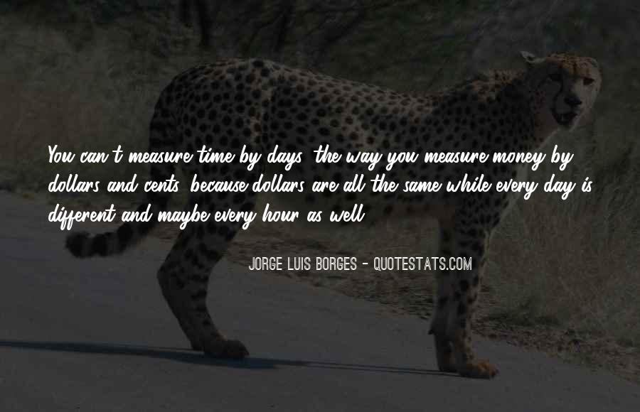 All Days Are Same Quotes #178664