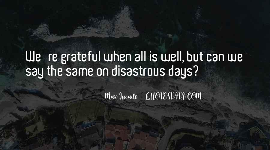 All Days Are Same Quotes #295930
