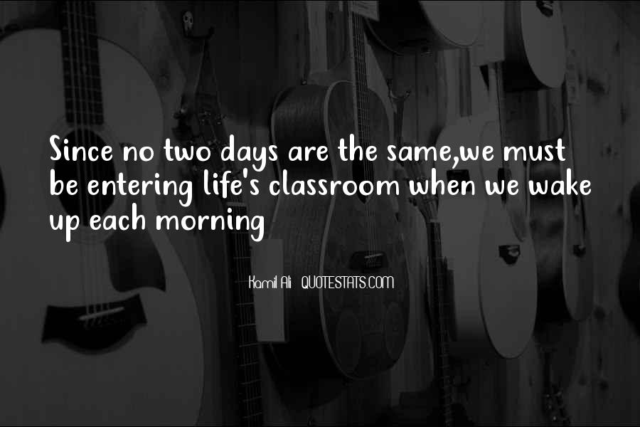 All Days Are Same Quotes #43184
