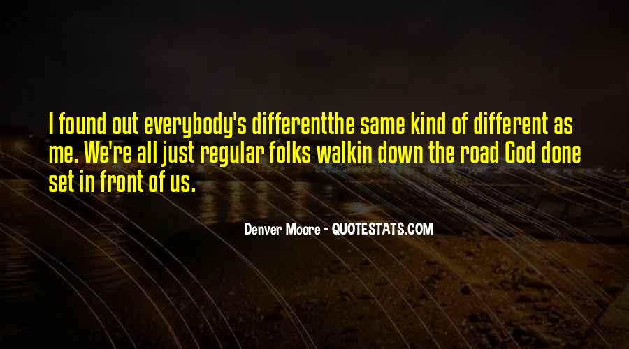 All Different Kind Of Quotes #1057155