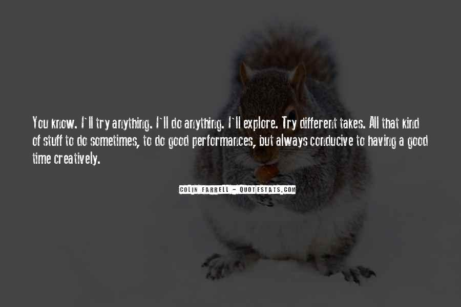 All Different Kind Of Quotes #378966