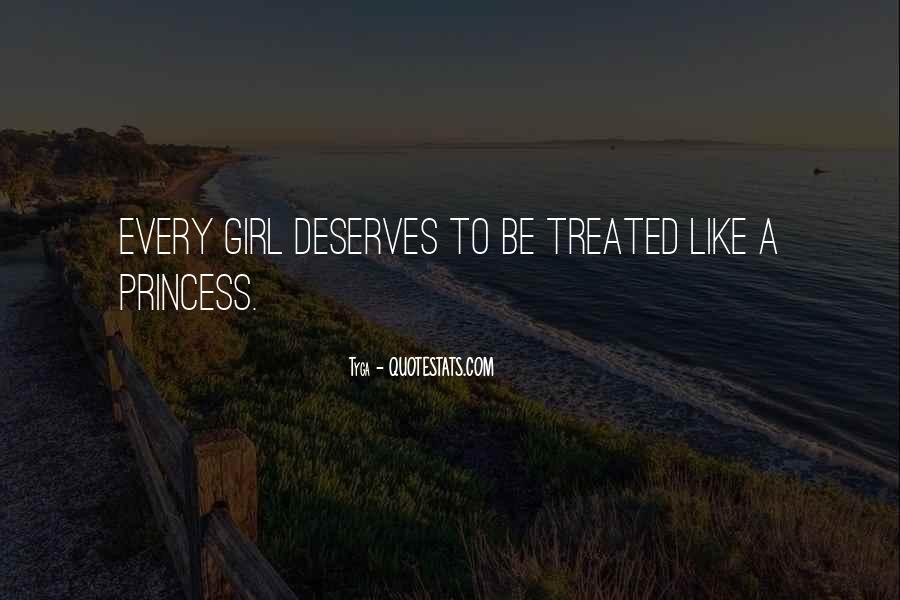 All Every Girl Wants Quotes #28682